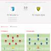 27.03.2019 Coupe jurassienne(juniors D) FC Moutier a  -  FC Haute-Ajoie