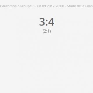 FC HA vétérans - US Boncourt