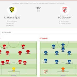FCHA1 - FC Glovelier