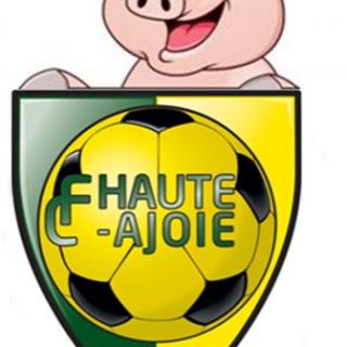 Logo avec cochon et date