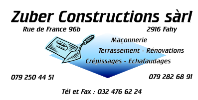 Zuber construction