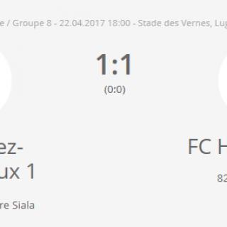 fcha1 - vs FCLD