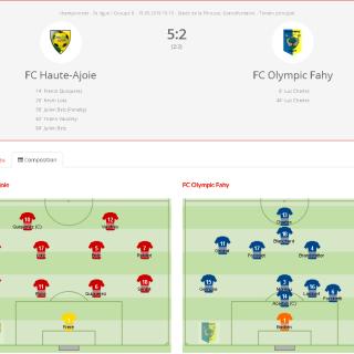 FCHA 1 - FC Olympic Fahy